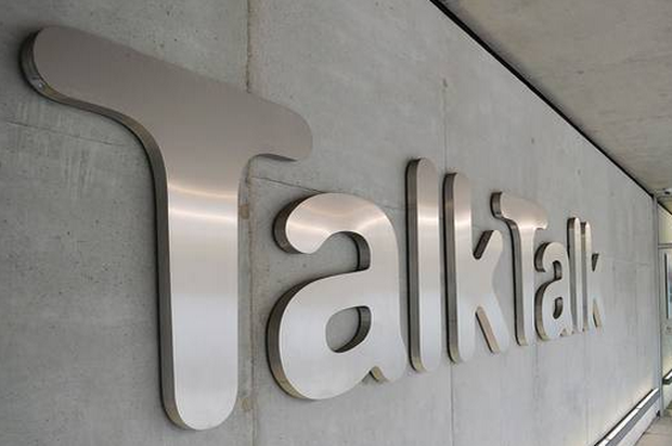 TalkTalk was hit by a cyber attack.