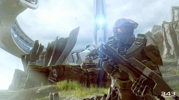 Halo 5 - Though the Master Chief drives the story, we only play as him for three missions
