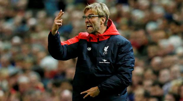 Liverpool manager Juergen Klopp Reuters / Phil Noble Livepic