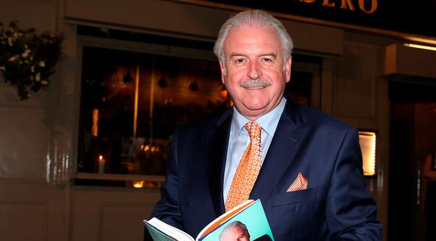 Marty Whelan eyes up presenting duties in Irish Strictly Photo: Brian McEvoy