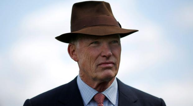 John Gosden's Arc hero will break from the rail under Frankie Dettori in the 12-runner Grade One over a mile and a half