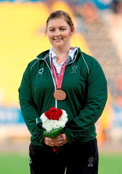 Cork athlete Orla Barry