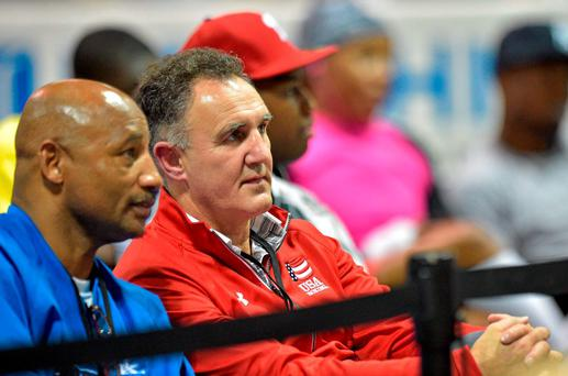 Billy Walsh has been confirmed as American women's boxing coach