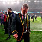 Meyer and his South Africa team will don their Springbok old school blazers again on Friday for the third-place play-off, but you can sense it is a scant consolation prize for him.