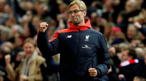 Liverpool boss Jurgen club