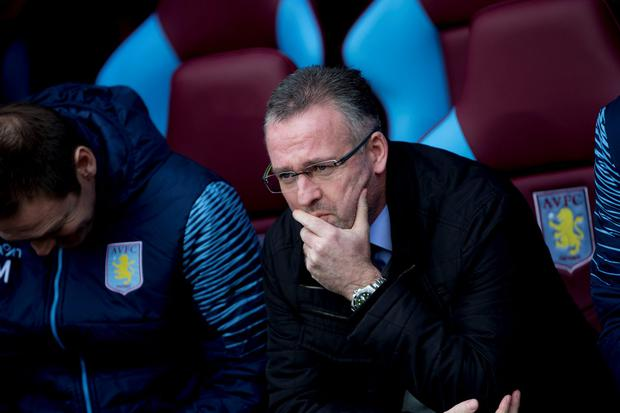 Ex-Aston Villa manager Paul Lambert believes expectation levels at his struggling former club are too high