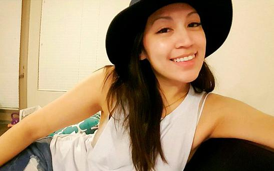 Chelsea Patricia Ake-Salvacion, who found frozen to death inside a liquid nitrogen chamber used for cryotherapy treatment at Las Vegas