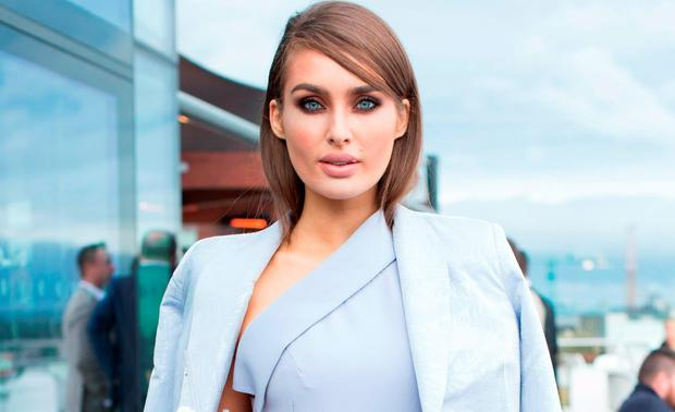Roz Purcell pictured at Belvedere Vodka Ireland's exclusive pre-party ahead of Ireland's first screening of the 24th Bond adventure, SPECTRE. Photo: Anthony Woods