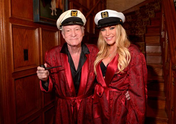 Hugh Hefner's wife breaks silence on Playboy founder's death