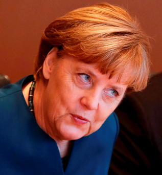 Chancellor Angela Merkel. 'Debunking three myths about economics in Germany', an article by Michael Burda, is well worth reading for an understanding of how Germans think