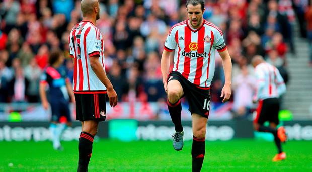 John O'Shea is suspended for the first leg but must recover from a hamstring injury if he is to be available for the Dublin leg of the upcoming play-off