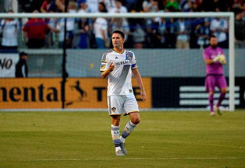 Robbie Keane of Los Angeles Galaxy