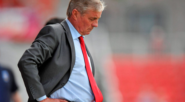 Manager Pete Mahon