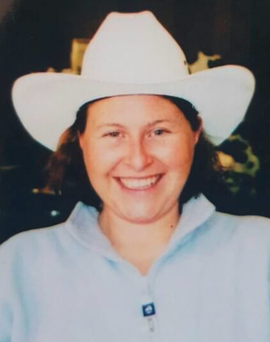 Diana Harton: died when car pursued by gardaí hit hers
