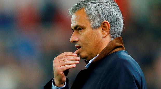 Jose Mourinho is not accustomed to such a lean spell and is struggling to adjust