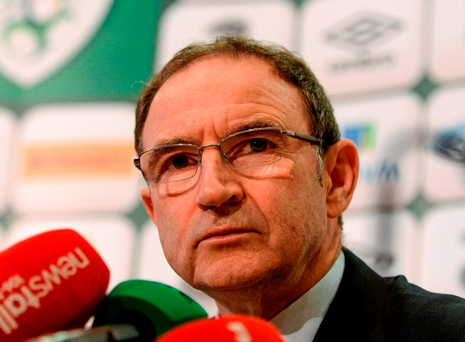 Martin O'Neill next task is a meeting with Chris Coleman to discuss a Bosnia side which the Welsh boss encountered twice en route to qualifying for France