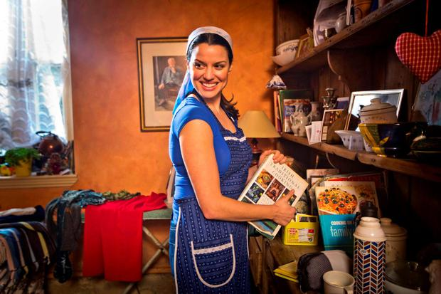 Caroline Morahan in scene from new movie Lost & Found