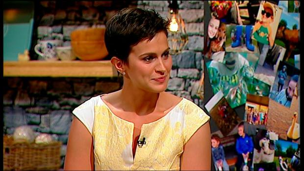 Former Rose of Tralee Maria Walsh will get her first crack at television presenting next week when she steps in for Lucy Kennedy on The Seven O Clock Show.