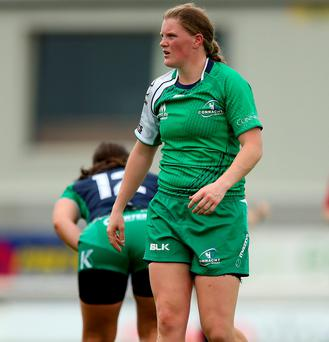 Connacht star Mairead Coyne, is also named in the Ireland squad