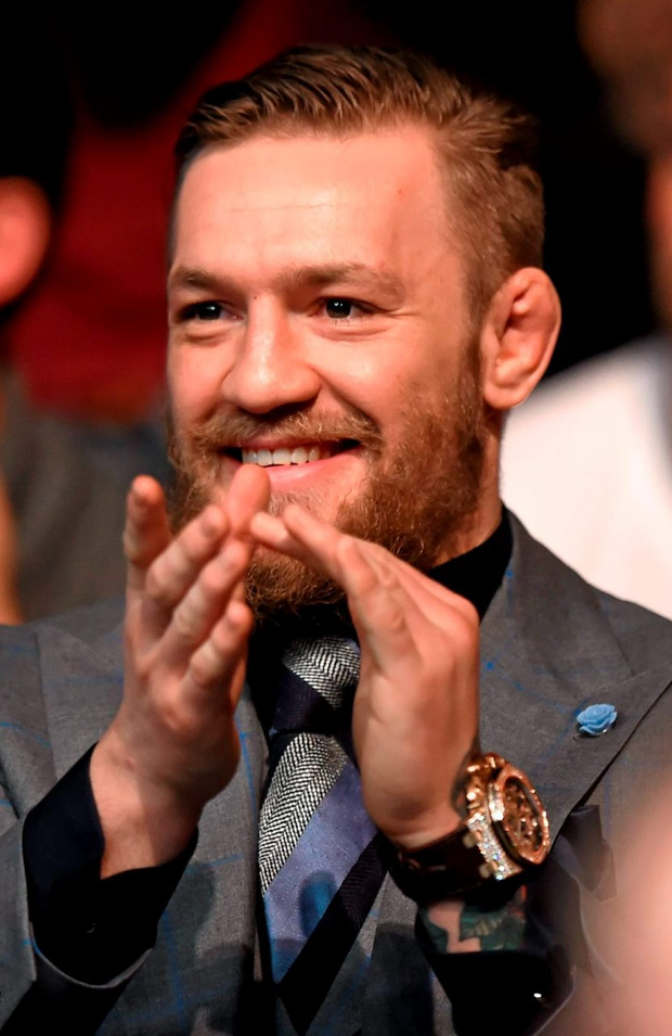 UFC fighter Conor McGregor