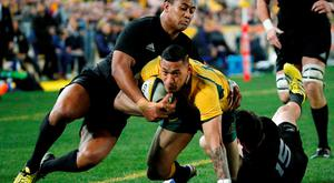 Australia's Israel Folau and All Blacks winger Julian Savea both make our World Cup Final combined XV