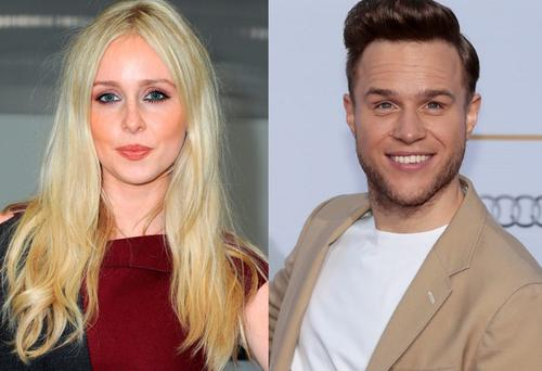 Diana Vickers and Olly Murs