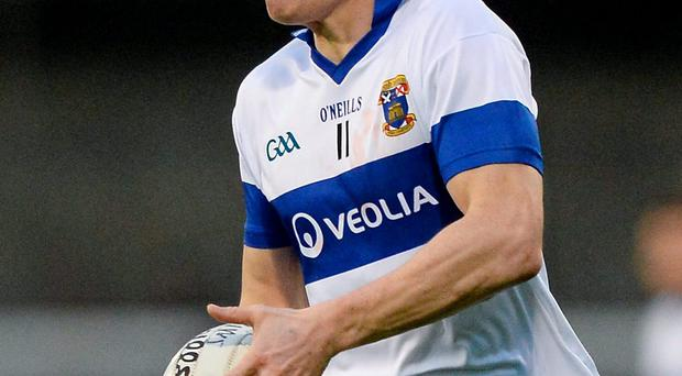 Today Connolly will be the most marked and gaped at player in Parnell Park as he rides into the county final against Ballyboden on the back on another sublime performance.
