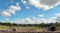 The €70m redevelopment of Páirc Uí Chaoimh could be delayed by up to 12 months
