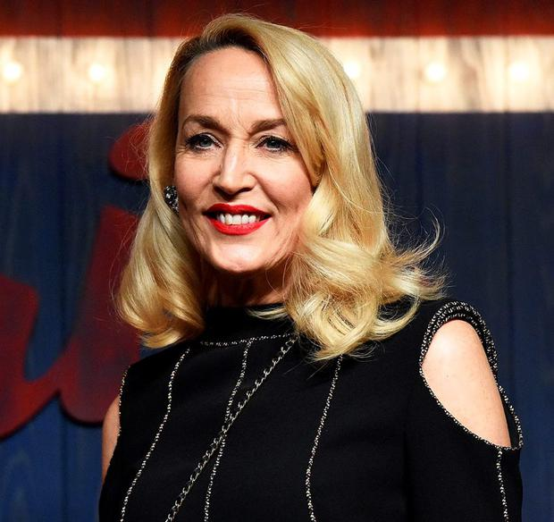 There is allegedly a fledging romance with Jerry Hall and Rupert Murdoch