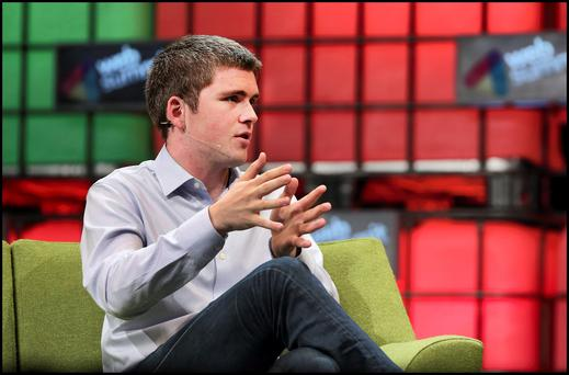 John Collison - co-founder of Stripe
