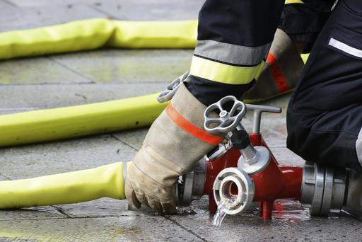 A night of violence saw the Fire Brigade receive a total of 701 calls for assistance between the hours of 4pm and 8am – an average of one call every 40 seconds