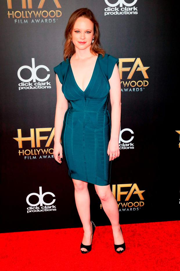 Actress Thora Birch attends the 19th Annual Hollywood Film Awards at The Beverly Hilton Hotel on November 1, 2015 in Beverly Hills, California. (Photo by Mark Davis/Getty Images)