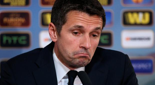 Remi Garde is poised to take over at Aston Villa