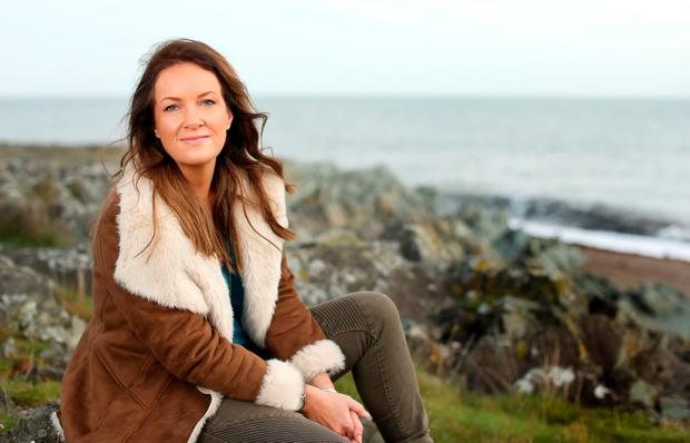 Dr Ciara Kelly pictured for Living. Picture; GERRY MOONEY. 29/10/15