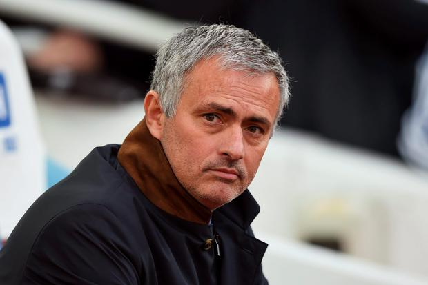 Troubled Chelsea manager Jose Mourinho came under attack from all angles yesterday