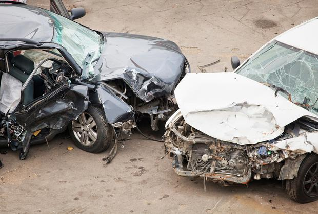 One man was jailed and six others received suspended prison sentences for staging fake road traffic accidents to lodge fraudulent personal injury claims