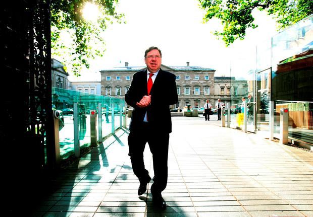 It is believed that one Fianna Fáil member of the Inquiry has concluded that international factors led to the crash and defends the actions of Brian Cowen in the run-up to the crash, as well as the introduction of the 2008 bank guarantee