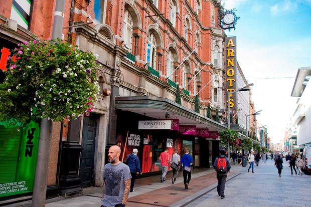 Founded in 1843, Arnotts is one of Ireland's oldest and largest department stores, occupying a prime location on Henry Street