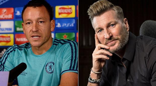 John Terry has no time for Robbie Savage's criticisms