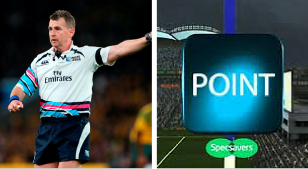 Nigel Owens believes that increased technology can benefit gaelic games.
