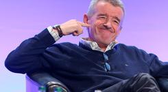 Michael O'Leary was surprised to discover that actually being nice to passengers makes good business sense