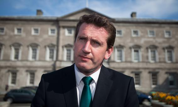 Junior minister Aodhán O'Ríordáin plans to introduce injection centres for drug addicts