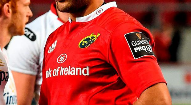 Munster's Simon Zebo may be on his way to Toulouse