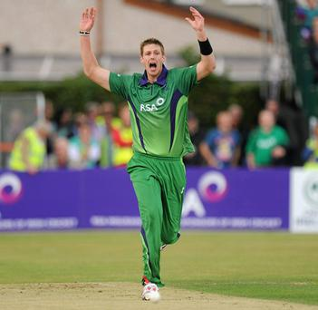 Warwickshire fast bowler Boyd Rankin looks set to rejoin Ireland in time for next year's World Twenty20 in India