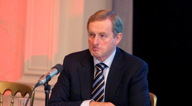 Why Enda feels the need to constantly gild lilies, tell tall tales and spin yarns is anyone's guess. Surely being Taoiseach should be sufficient to dispel anyone's insecurities