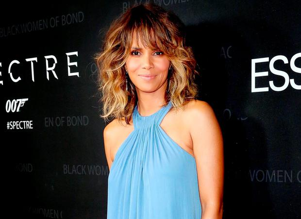 Honoree Halle Berry attends the Black Women of Bond Tribute at the California African American Museum on November 3, 2015 in Los Angeles, California. (Photo by Rachel Murray/Getty Images for THAurban)