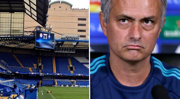 It seems as though Chelsea are preparing themselves for another home defeat