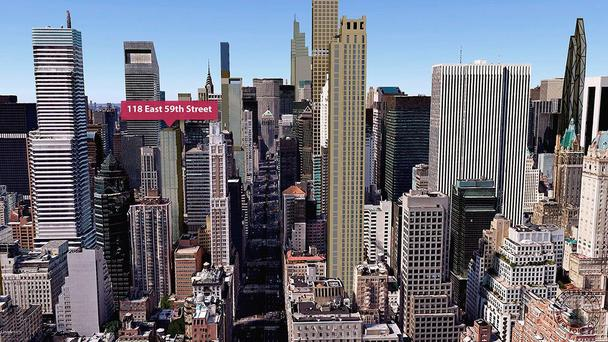 The planned development at 59th Street will be the latest in a string of blocks in mid-town Manhattan.