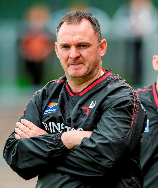 Kieran McGeeney has brought in Aidan O'Rourke as his assistant in Armagh