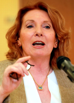 Minister of State Kathleen Lynch launched the guidelines